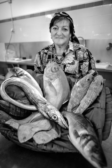 Peixeira - Ph. Cátia Alpedrinha Caetano / Retratos em Família