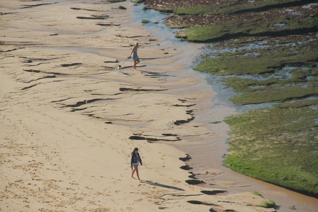 Um desabafo à beira-mar