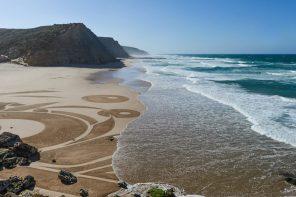Caminhada de São Julião à Praia da Vigia