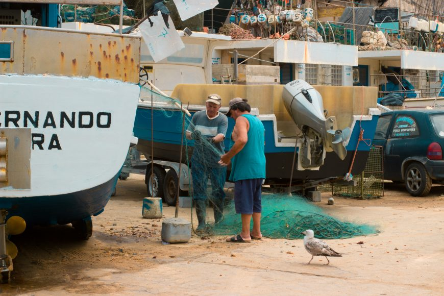 Porto de pesca pescadores - ph. Daniel Dist
