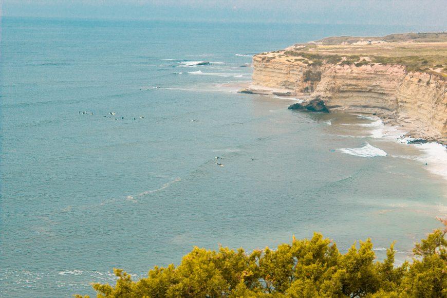 Surf Ribeira d'Ilhas - ph. Daniel Dist