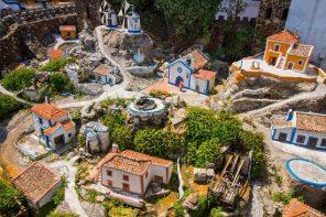 Mata Pequena e José Franco entre aldeias de sonho perto de Lisboa