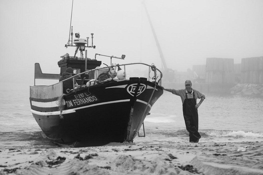 Pescadores Artesanais da Ericeira: António Franco Alberto