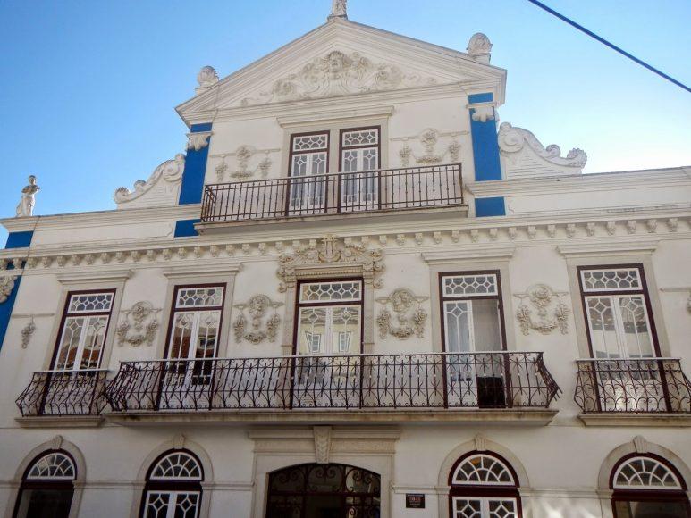 Casa de Cultura Jaime Lobo e Silva - ph. delcampe.net