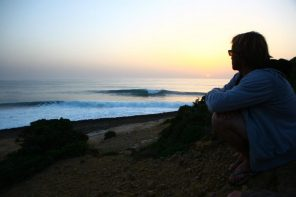 Memories of Ericeira's surfing: Miguel Fortes