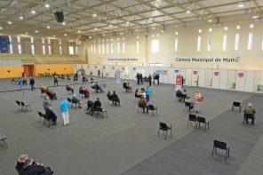 Já está em funcionamento o Centro Municipal de Vacinação de Mafra para a COVID-19
