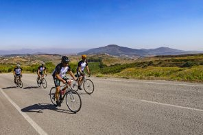 Mafra featured in the Cyclin' Portugal yearbook