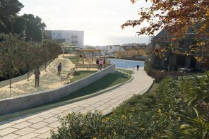 A new leisure and sport space will be born in Ericeira