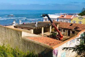 Câmara Municipal de Mafra requalifica dois espaços icónicos da Ericeira