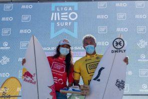 Vasco Ribeiro e Teresa Bonvalot vencem no Porto