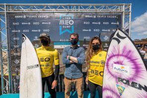 Os vencedores do Allianz Ericeira Pro em discurso directo