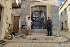 Ericeira's Fishing Arts honored in painting