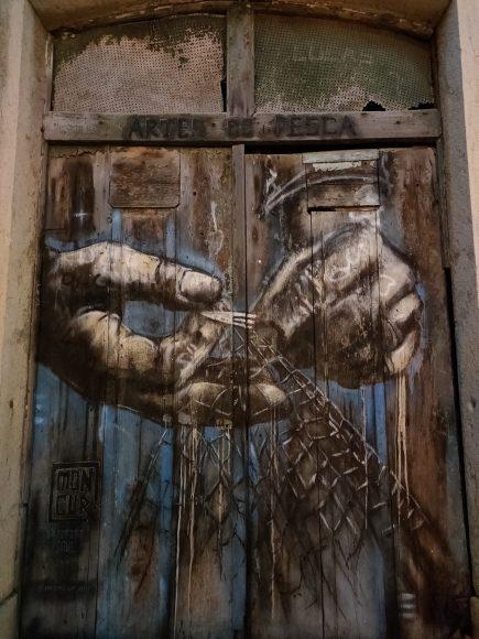 Pintura Artes de Pesca - ph. André Caré (7)