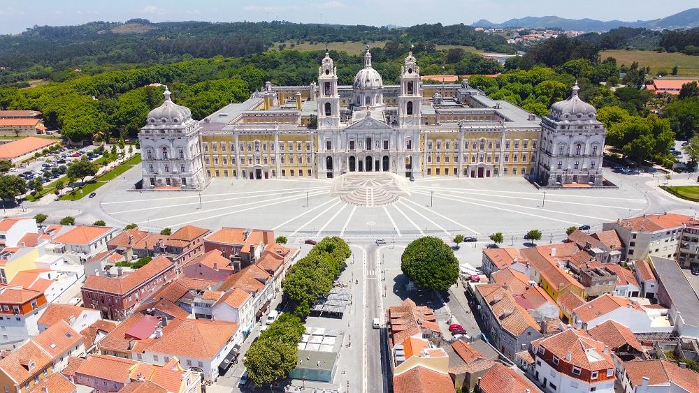 Palácio Mafra - ph. Nuno Vicente