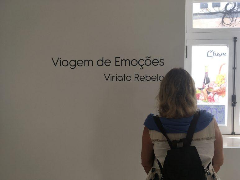 Viagem de Emoções - Viriato Rebelo