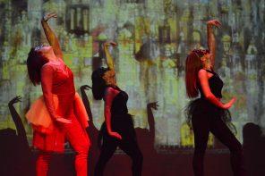"""""""Números"""", da Companhia de Dança Marina Popova, em Mafra"""
